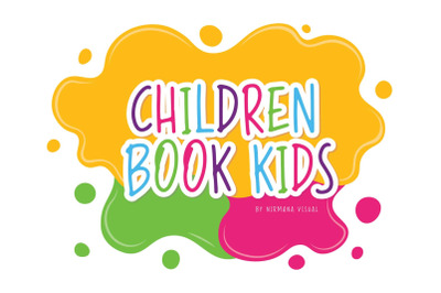 Children Book Kids