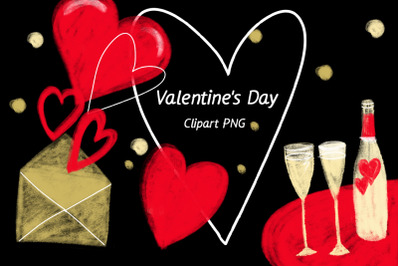 Valentine's Day Clipart PNG