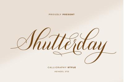 Shutterday