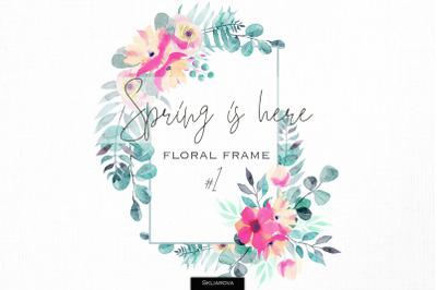 Spring frame #1