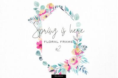 Spring frame #2