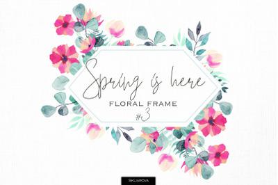 Spring frame #3
