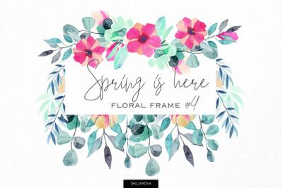 Spring frame #4
