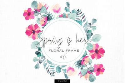 Spring frame #6
