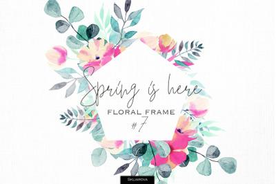 Spring frame #7
