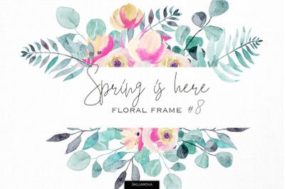 Spring frame #8