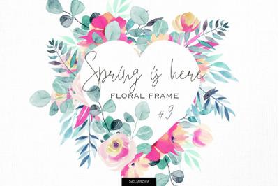 Spring frame #9