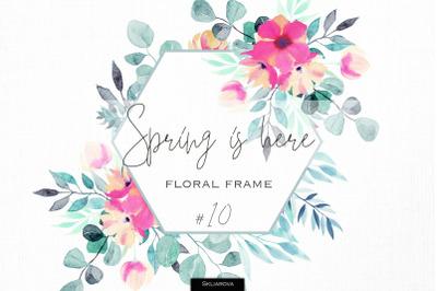 Spring frame #10