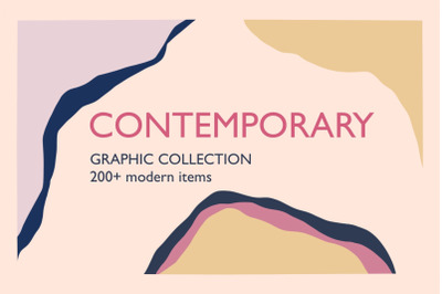 Contemporary - graphic and pattern collection