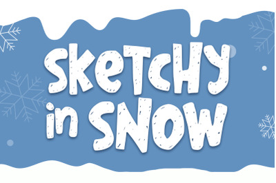 Sketchy in Snow