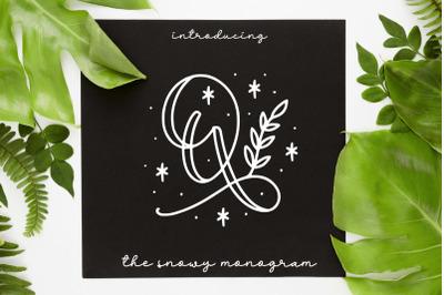 Quinn Monogram