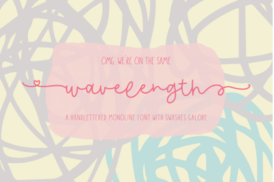 Wavelength Script