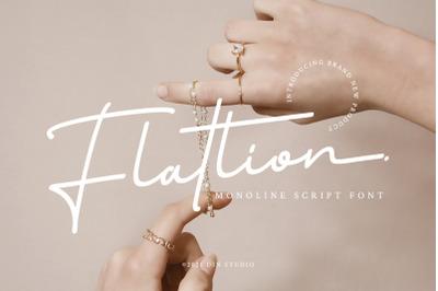 Flatlion