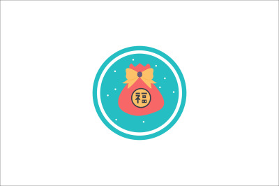 chinese new year money bag icon fill-03