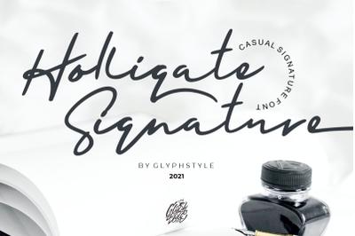 Holligate Signature