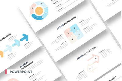Mega Infographic Powerpoint Template