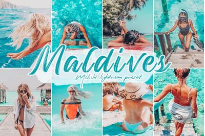 Maldives Lightroom Presets
