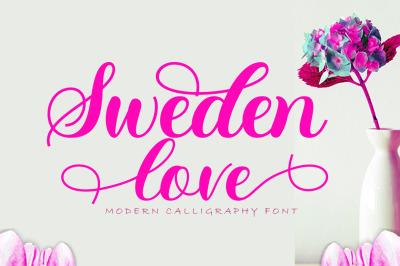 Sweden Love