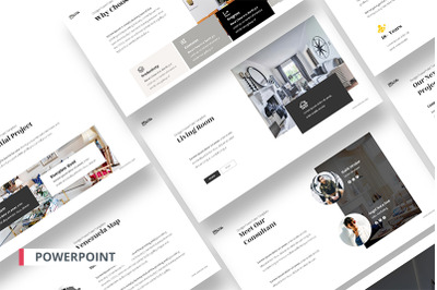 Rozha One Powerpoint Template