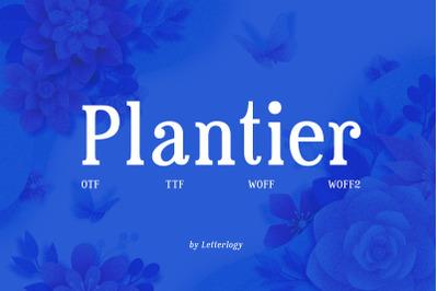 PLANTIER