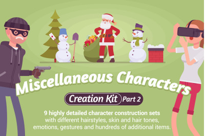 Miscellaneous Character Creation Kit