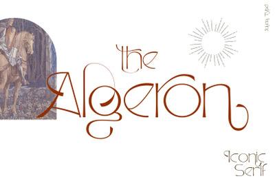 Algeron