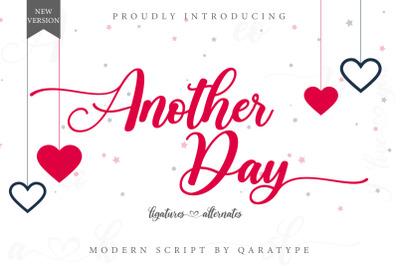 Another Day Script V2 | Modern Script
