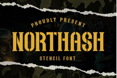 Northas - Vintage Stencil
