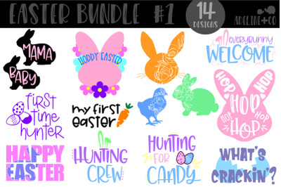 Easter bundle #1, SVG, bundle
