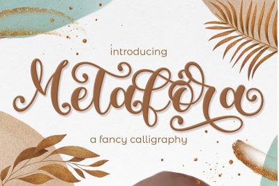 Metafora | Fancy Calligraphy