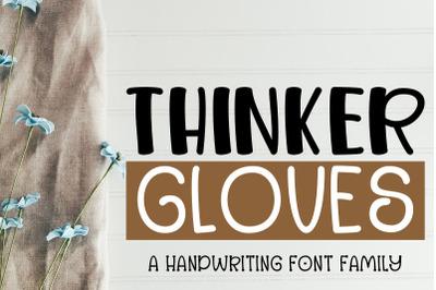 Thingker Gloves family