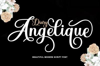 Diary Angelique