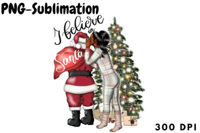 I Believe In Santa | African American