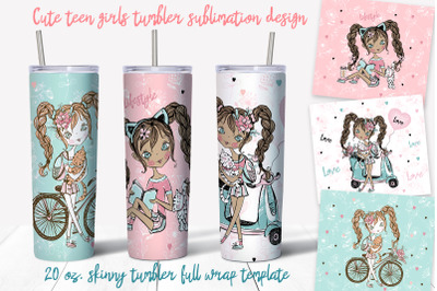 Skinny tumbler Png. Cute fashion teen girls. Skinny tumbler