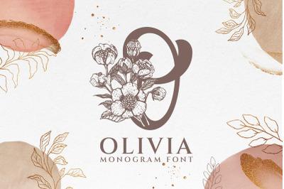 Olivia Monogram