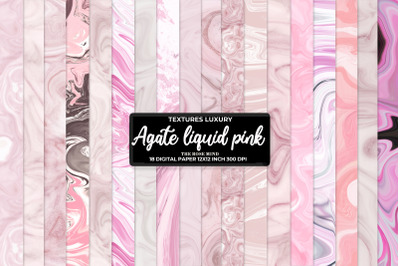 Agate pink, texture agate