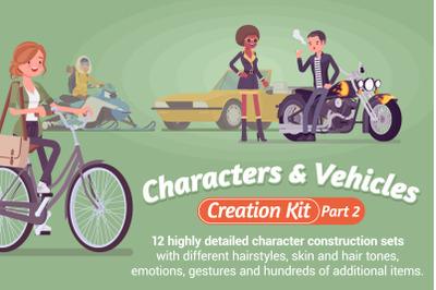 Characters & Vehicles Creation Kit