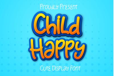 Child Happy