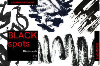 BLACK spots #1