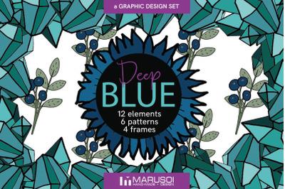 Deep BLUE vector