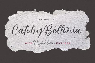 Catchy Bellonia Script