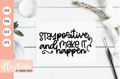 Inspiration SVG   Quote SVG   Positive Quote SVG   Positivity SVG
