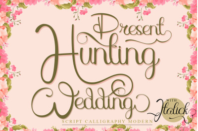 Hunting Wedding