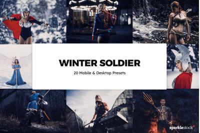 20  Winter Soldier LR Presets