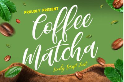 Coffee Matcha
