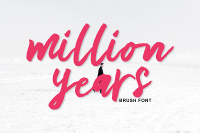 million years Brush