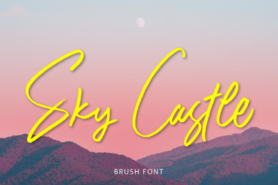 Sky Castle Brush