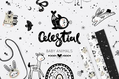 Celestial Baby Animals