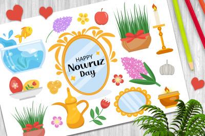 Happy Nowruz day set+ BONUS