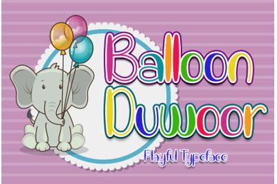 Ballooon Duwoor
